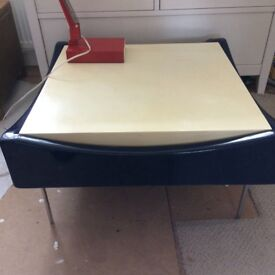 1970's fibreglass coffee table
