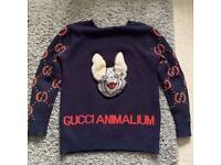 Gucci Animalium Jumper