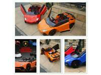 Large Selection Of Kids-Ride-On Cars In Store From £100 Parental Remote & Self Drive