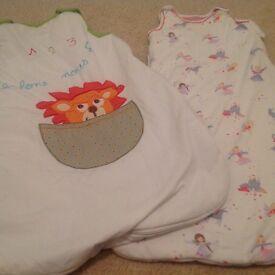 Baby sleep bags