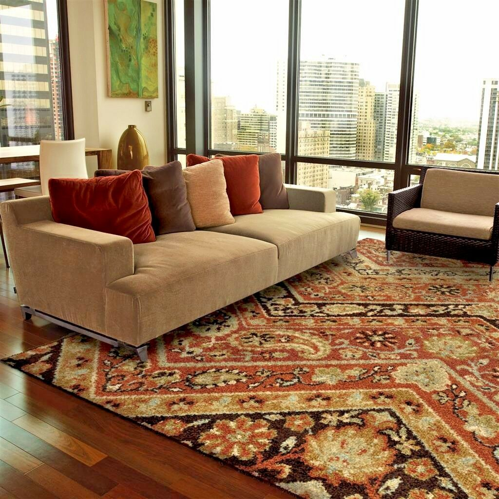 Details about RUGS AREA RUGS 8x10 RUG CARPETS MODERN LARGE FLOOR BIG ROOM  COLORFUL FLORAL RUGS
