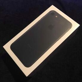 iPhone 7 32GB BRAND NEW O2