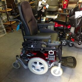 Quickie Salsa Electric Wheelchair (New Batteries)