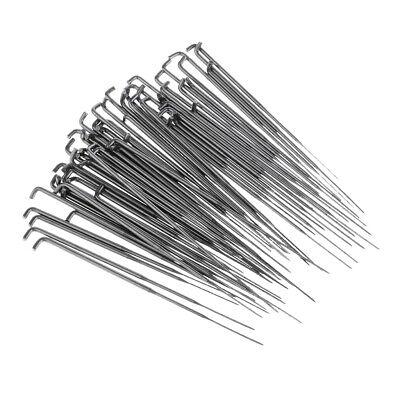 как выглядит 60Pcs 3 Sizes Felting Needles Wool Felt Tools with 1Pcs Clear Bottles and 1Pcs фото