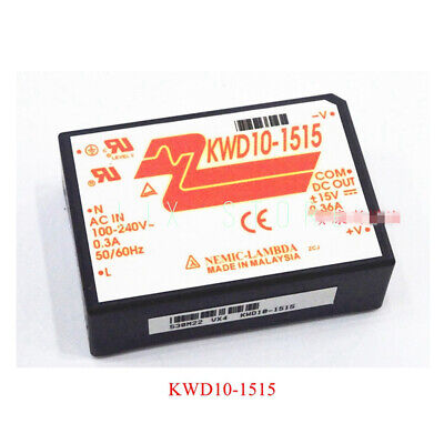 Kwd10-1515 Isolated Power Module Quality Assurance 100-240v 0.3a 5060hz