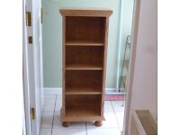 DVD CD Media Storage Cabinet with 4 Shelves