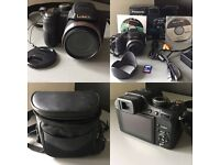 Panasonic LUMIX DMC-FZ45 - 14.1MP Digital Camera - Black - Excellent condition