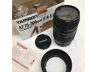 Tamron Macro Lens 70-300mm for Canon