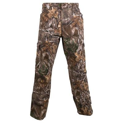 (King's Camo Realtree Edge Classic Cotton Six Pocket Cargo Pants)