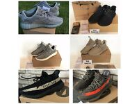 adidas Yeezy Boost 350 Oxford Tan Pirate Black Turtle Dove V2 Moonrock