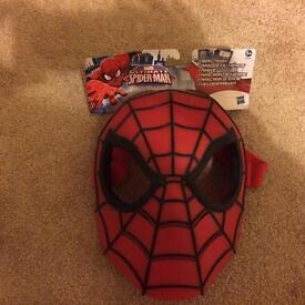 Brand New Amazing Spider-Man Mask.