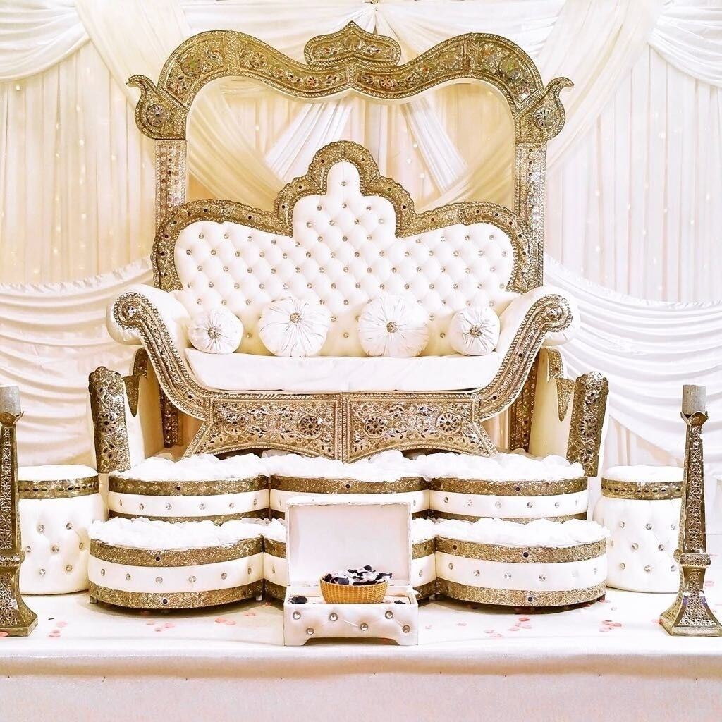 Wedding Stage Throne Chair 299 And Doli Hire In London Surrounding