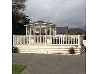 ABI Windermere static caravan 2 bed 6 berth on Cardigan View, Morfa Bychan, Porthmadog