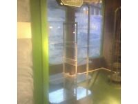 Shop display towers,2 of,£75.00 each,
