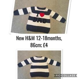 Assorted baby jumpers 2