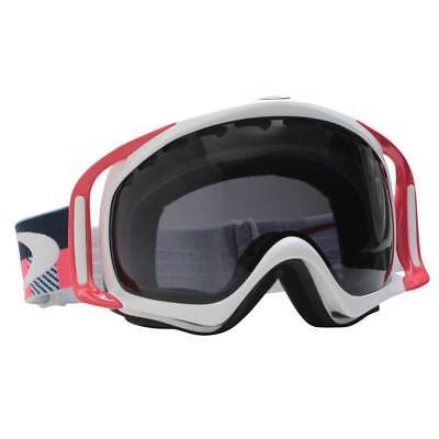 Oakley 57-793 CROWBAR Digi Camo Sunset Dark Grey Mens Womens Snow Ski Goggles .