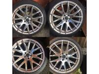 Sdm 0.01 alloys 18's 5x100