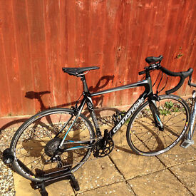 Cannondale Synapse 4 56CM Full Carbon SRAM Rival