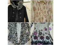 Ladies women clothes size 10_12 coat dress