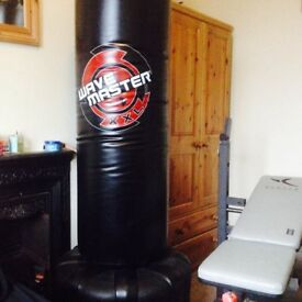 Boxing punch bag .. Wave master XXL century excellent condition