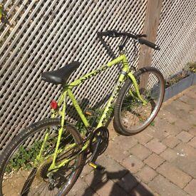 Raleigh Nitro Men's Mountain bike. Good condition. £40. Rutland