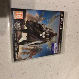 PlayStation 3 Destiny game