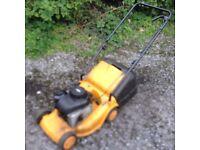 Petrol Lawnmower