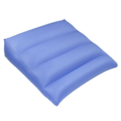 Inflatable Bed Wedge Pillow Lumbar Support Leg Back Elevatio