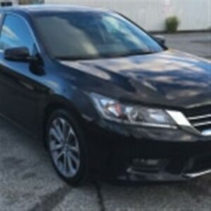 2015 Honda Accord Sedan L4 Sport CVT