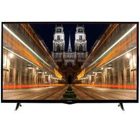 NEW Hitachi 50 Inch Freeview Play Smart TV Full HD WiFi 1080p