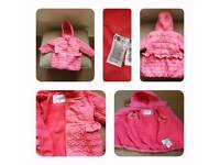 Mothercare Pink Padded Jacket