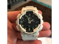 Men's G Shock White