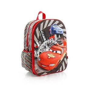 Heys Disney Cars 3D Light Year Deluxe Boys Large School Backpack 16 Inch
