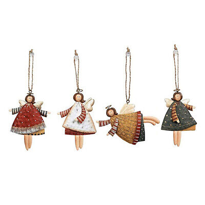 Angel Christmas Display Hanging Ornaments Xmas Baubles Gift Home Decoration ()