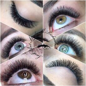 Professional Eyelash Extensions, LVL & Brows