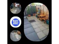 Blast away outdoor pressure cleaning