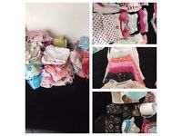Baby girl 3-6 clothes