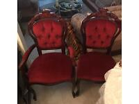 Dinning Room chairs- set of 6