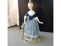 'Clarinda' Royal Doulton figurine
