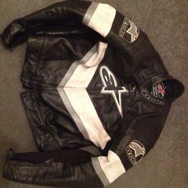 Alpinestars Leathers(reduced)