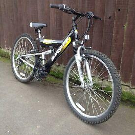 Childs bike - Saxon Boxster