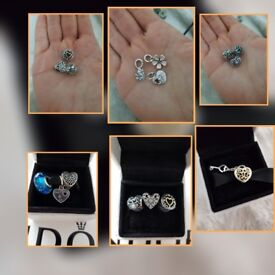 Pandora charms all genuine Ale S925 perfect for a xmas gift