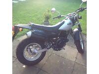 Yamaha tw125 , 1 years mot
