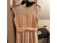 House of Fraser prom dress