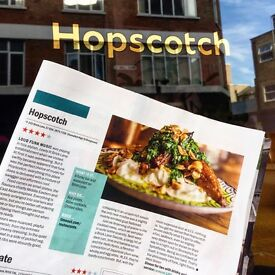 Hopscotch in Shoreditch needs great chef