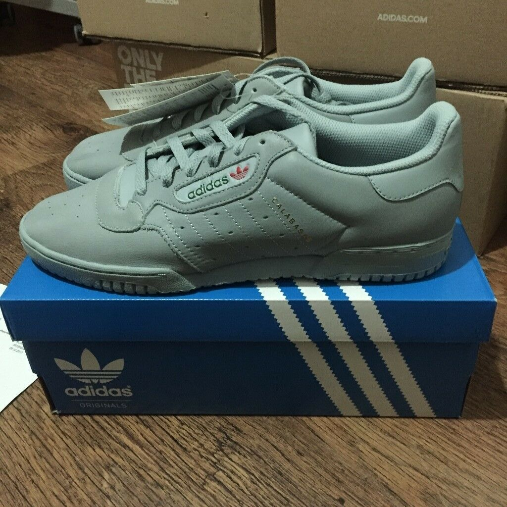 adidas yeezy powerphase calabasas grey 44 a greenwich