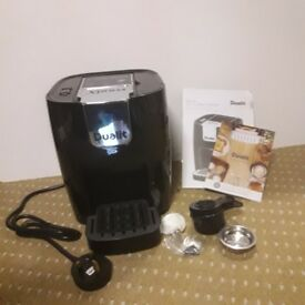 Dualit Coffee Machine, Xpress 3-In-1 Coffee Machine
