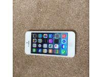 iPhone 5s / white / ************