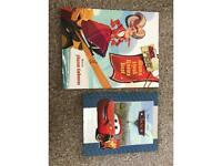 Pirates and cars books