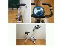 Fitness exercise bike